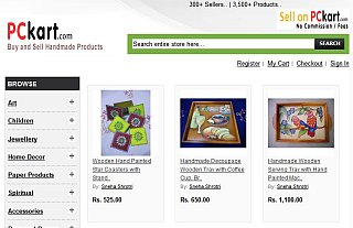Buy and Sell Indian Handmade Items & Handmade Gift Products