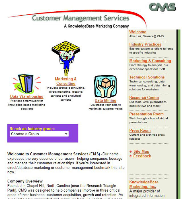 Customer Management Services, USA