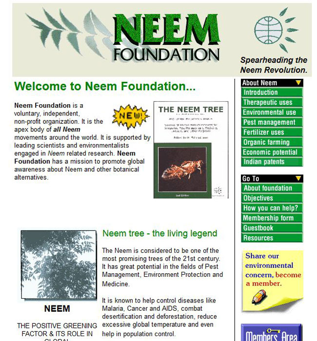 Neem Foundation